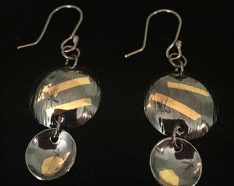 Keum boo handmade earrings