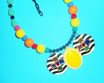 Pop Art Start Necklace