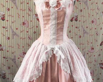 Classic Lolita Princess JSK