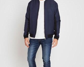 Mens bomber jacket - #1 Bomber