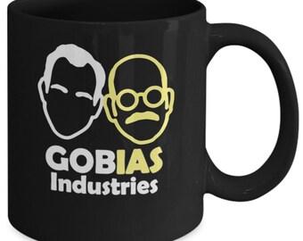Gobias Industries Mug (Black) 11oz Arrested Development Coffee Mug Arrested Development Tv Show Mug - Arrested Development Merchandise Gift
