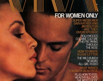 Viva Magazine February 1976 Very Good condition Mature Penthouse for Women Playgirl