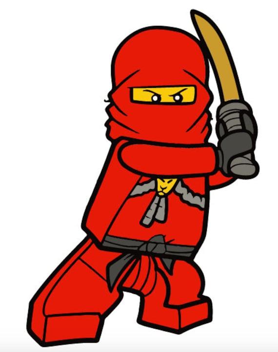 lego ninjago kai svgninja kai svgkai cuttable file