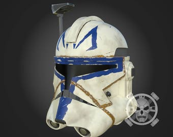 Captain Rex from Star Wars for 3D-printing