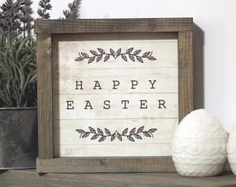 Easter Decor   Easter Sign   Easter Shelf Decor   Happy Easter Decor   Easter Home Decor   Easter   Happy Easter Sign