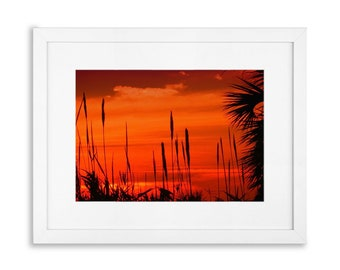 Mississippi Coast Sunset