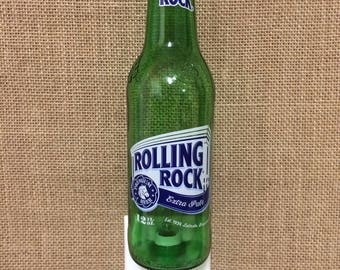 Rolling Rock 12oz. Glass Bottle Night Light