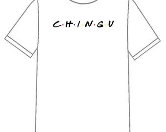Chingu - T-Shirt Mens