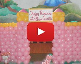 FAE TV Personalized Birthday Video, Celebration, Bloomday, Fairy