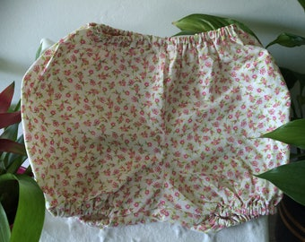 bloomers baby fabric 100% cotton 12 months