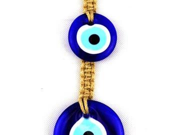 Handmade Evil Eye – Nazar Wall Hanging