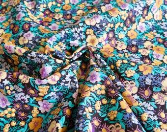 Verona Floral Pima Cotton Batiste