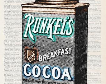 Cocoa Tin