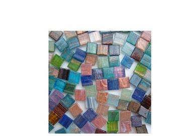 Metallic Vitreous Glass MosaicTiles