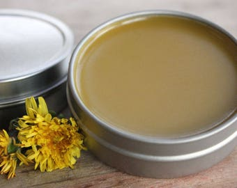 Homesteader's Salve for Tired Muscles