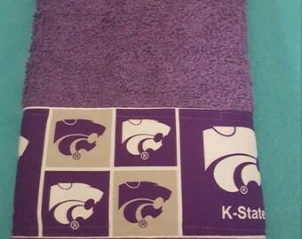 Kansas State Hand Towel