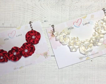 Sweetheart Necklace, Valentines,