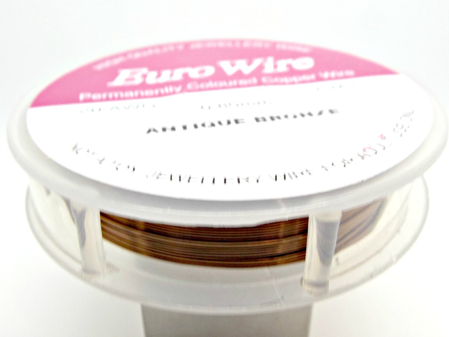 20 Gauge Bronze Wire, 6 Metres, 0.8mm Wire, Colored Copper Wire ...