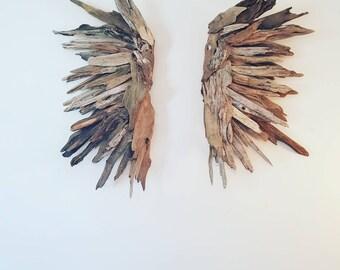Fear Knot Angel wings