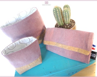 Kit toiletry bag for baby or MOM