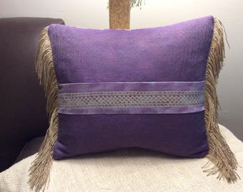 MINI PILLOW with a FORTUNY border
