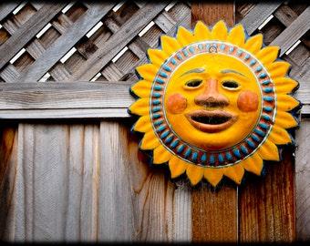 Good Day Sunshine, photo on polished aluminum
