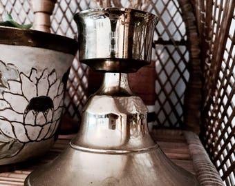 Brass candle holder | Brass candlestick