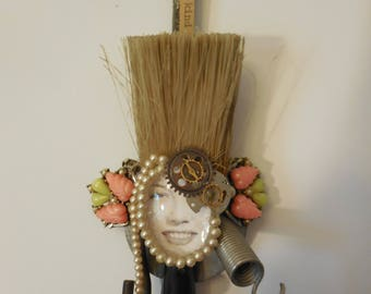 One of a Kind Gift, You are One of a Kind, ArtysAngels, Altered Art Artdoll, Susie Kunzelman, Mixed Media Artdoll, Art Doll, ArtKunzelman