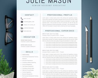 Modern resume template cv template cover letter modern resume template cv template cover letter creative resume design teacher resume ms word resume instant download thecheapjerseys Gallery