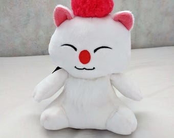 Large Moogle Plush