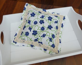 Lavender pillow, romantic, country house, lavender blossoms, fragrance bags