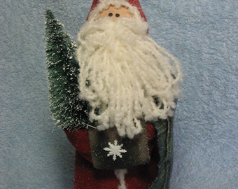 "Santa pattern:  ""Father Christmas"" #459"