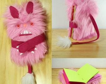 Special edition Eekster Bunny Nightmare Snatcher journal