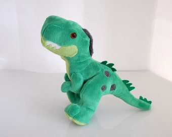 Baby T-Rex Custom Handmade Dinosaur Plushie