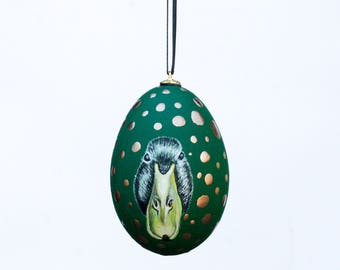 Decorative Goose Egg Ornament