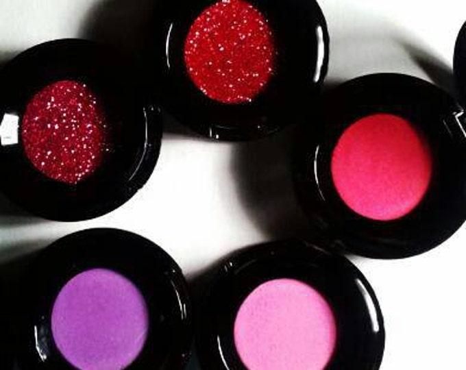 Pretend Makeup - Single Color Makeup Jar - Pretend Play Makeup - No color, No mess! - Fake makeup - pretend - pretend play - cosmetics