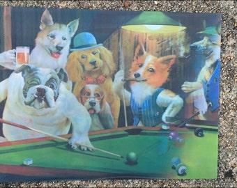 3D Poker Dogs