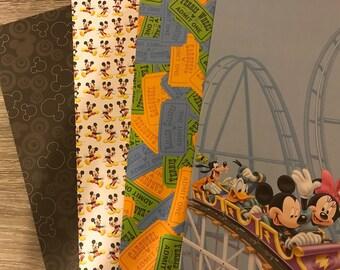 Disney scrapbooking kit washi stickers