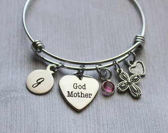 Godmother Bracelet, Godmother Jewelry, Godmother Bracelet, Godmother, Godmother Gifts, Godmother Gift Ideas, Godmother, Godmother Keepsakes