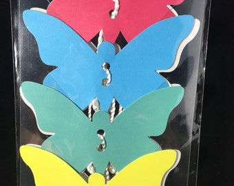 Butterfly Tags Jolees Boutique