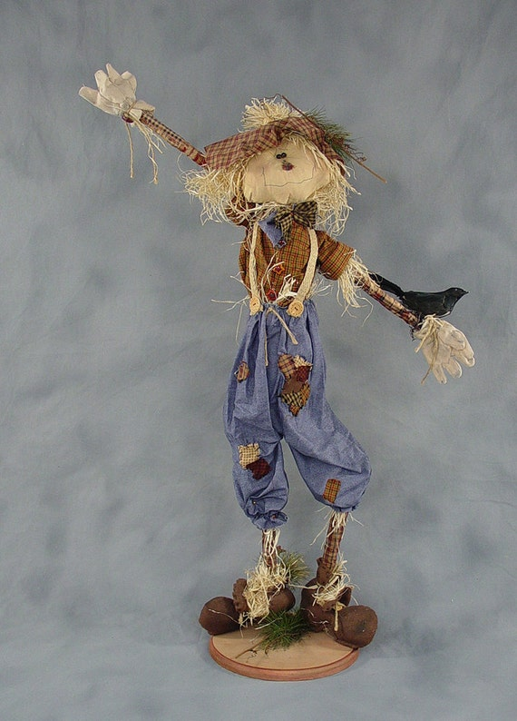 "Pattern: Charles - 36""  Scarecrow"