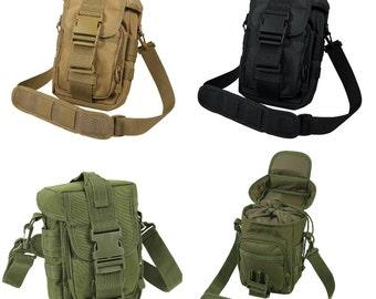 """Tactical Shoulder """"Geo~Bag"""""""