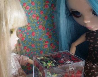 SALE * Aquarium fish tank for Blythe and Dolls