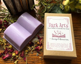Dark Arts Bar Soap