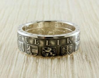 Coin Ring (Austria) Heraldry