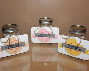 Teacher Appreciation Mason Jars