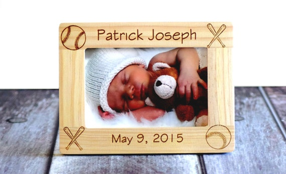 New baby gift personalized picture frames gift for parents new baby gift personalized picture frames gift for parents personalized newborn gift newborn gift from customwoodwonders on etsy studio negle Images