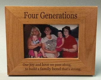 Four Generations Frame