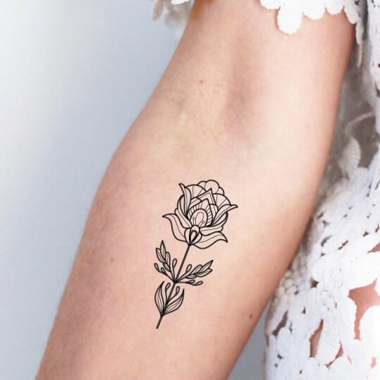 2 tattoos vor bergehende mandala lotusbl te lotus mandala. Black Bedroom Furniture Sets. Home Design Ideas