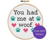 You Had Me at Woof Cross ...